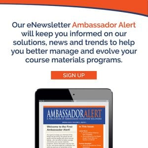 Ambassador alert
